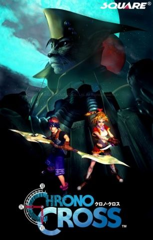 Chrono Cross poster - Chrono Compendium