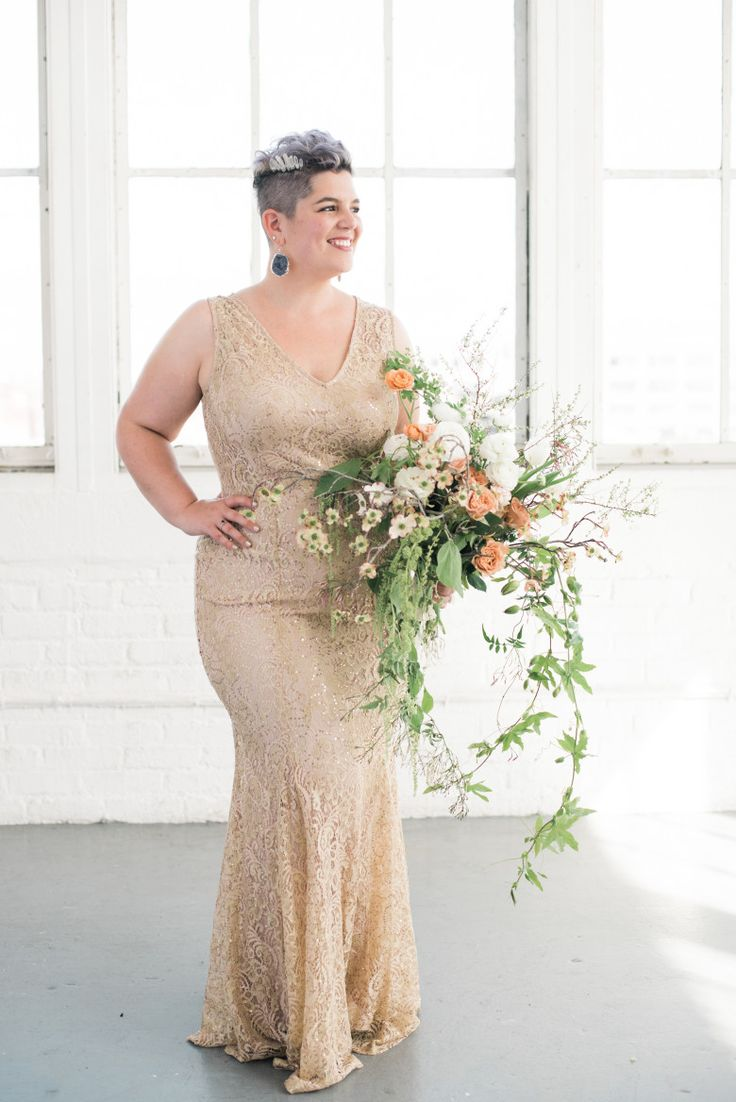 Bridal water lily 2226 wedding dresses photos brides com - Modcloth S New Affordable Wedding Collection Is A Winner Special Dressesbody Positivebridal