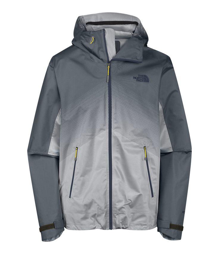 Men's FuseForm Matrix Rain Jacket | The North Face®