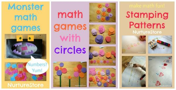 Circle math games :: making maths fun! - NurtureStore