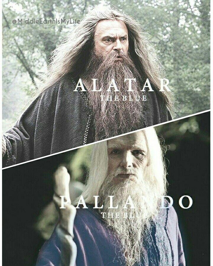 Alatar and Pallando, The Blue. #middleearth #cosplay #wizards #tolkien #jrrtolkien #alatar #pallando #theblue