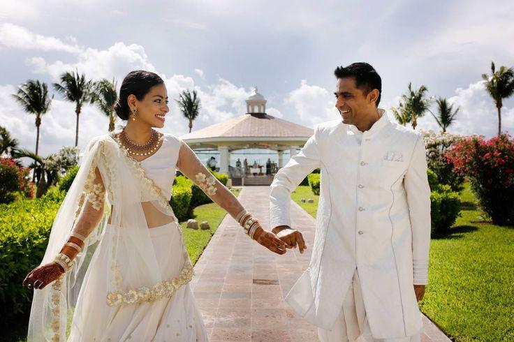 Indian destination wedding at Moon Palace Cancun