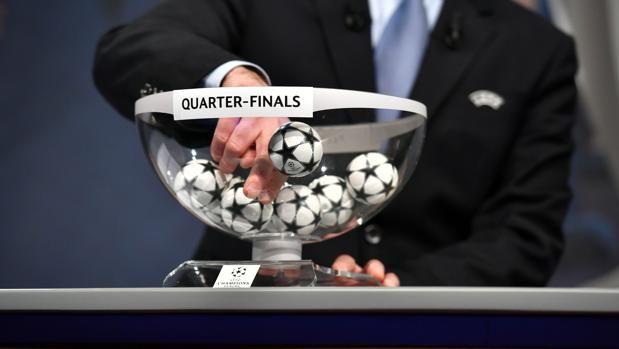Sorteo Champions League: Fechas y calendario de los cuartos de final http://www.abc.es/deportes/futbol/abci-sorteo-champions-league-fechas-y-calendario-cuartos-final-201703171318_noticia.html