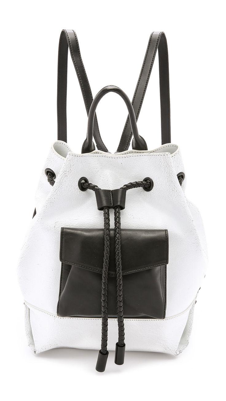 L.A.M.B. Drawstring Backpack