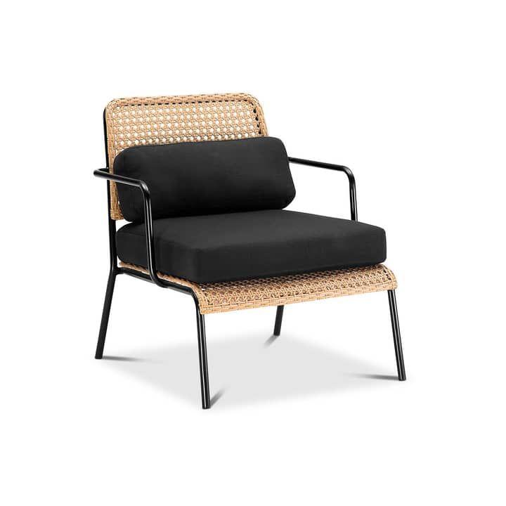 Jersey Loungesessel Lounge Sessel Lounge Garten Lounge