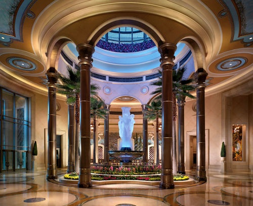 Palazzo Hotel, Las Vegas,NV