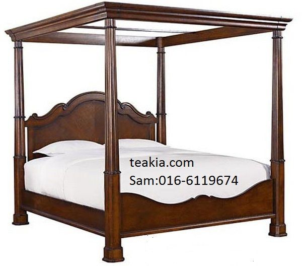 https://flic.kr/p/ML87fH | Poster Untitled Poster bed | www.teakia.com/bedroom.html