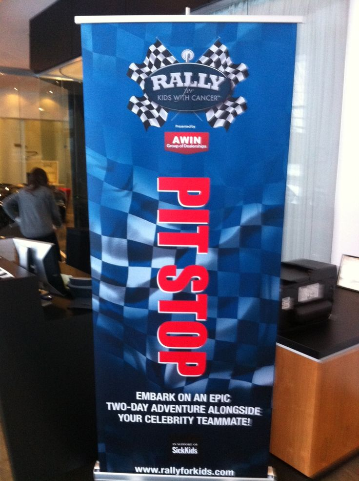 An evening out with Rally for Kids With Cancer