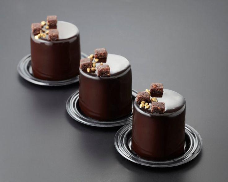 Caraibe chocolate /La Patisserie by Cyril Lignac