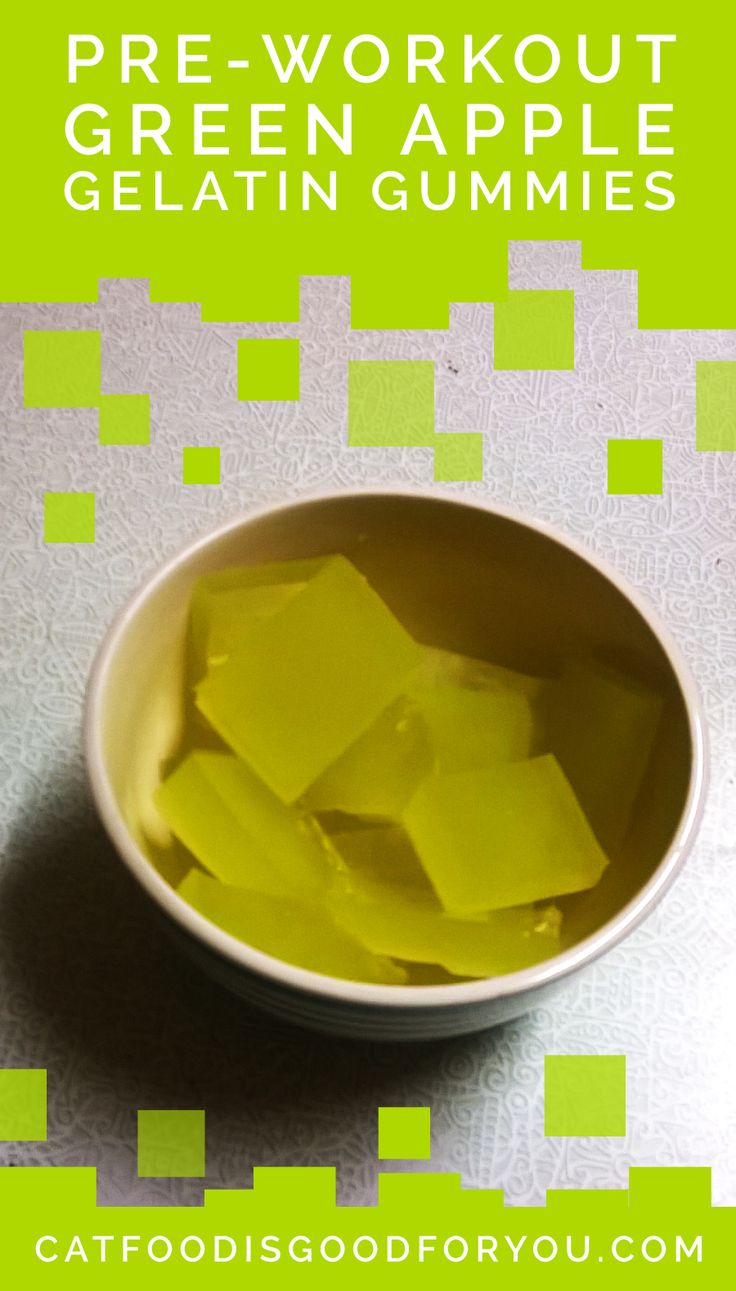 pre-workout/bcaa, grass fed gelatin gummies