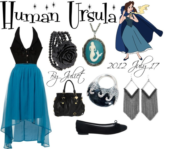 """""""Human Ursula"""" by juliet15243 on Polyvore"""