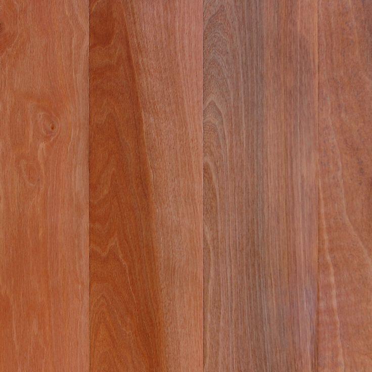 Brushbox Solid Hardwood Timber Floorboards
