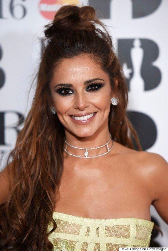 Великолепная Шерил Коул (Cheryl Cole) на BRIT Awards 2016 в Лондоне