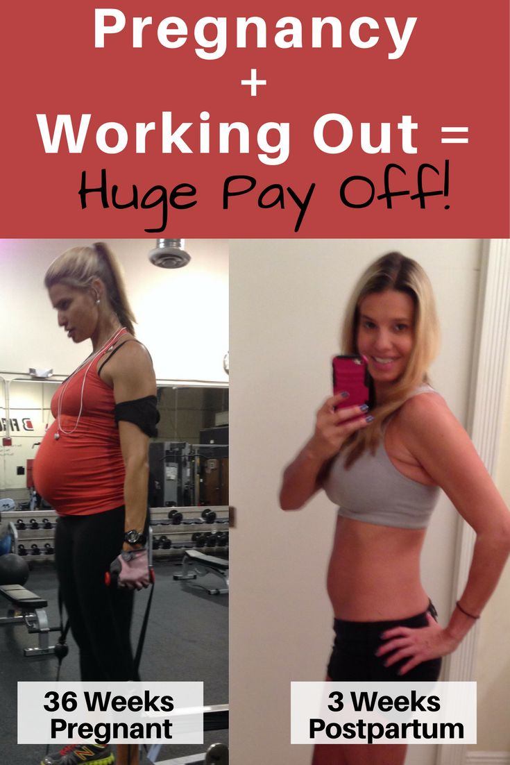 Working out while pregnant. How to stay fit and minimize weight gain during pregnancy the healthy way.