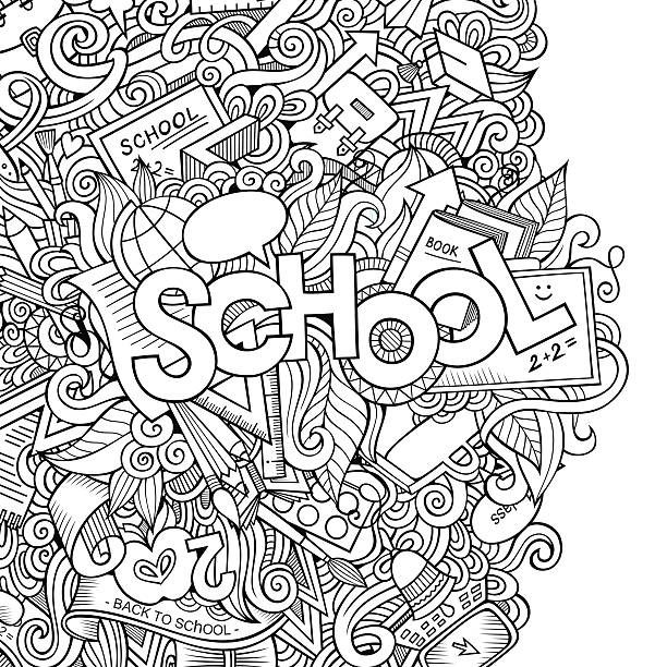 Kostenkodesign Stock Image And Video Portfolio Istock Coloring Pages Doodle Coloring Coloring Books