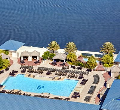 IP Casino Resort & Spa in Biloxi, Mississippi, Hotel -- one of the best hotel pools ever.