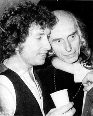 2- Bob Dylan & Julian Beck