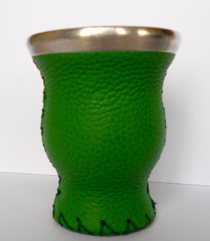 Mate color nº6 (Verde) Grande CL$12.990.-