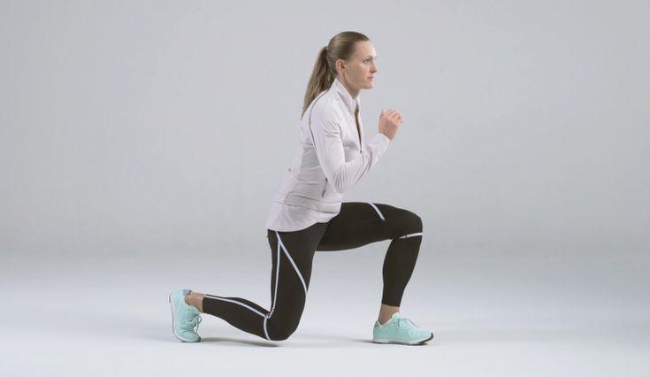 Effektiv sirkeltrening med seks øvelser
