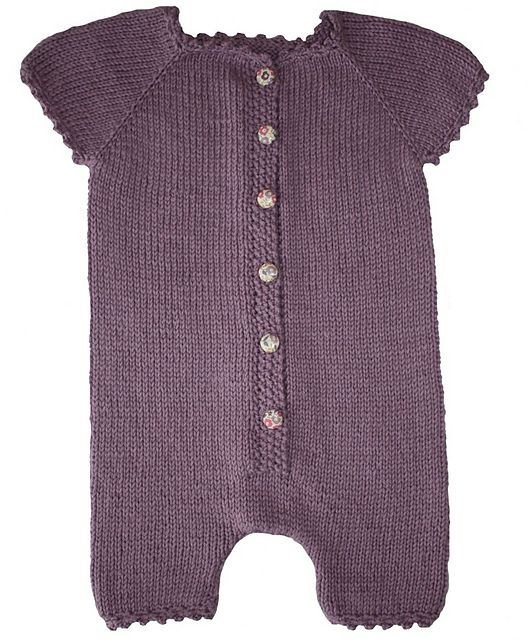 A crocheting pattern website.  My mom would love this.  Some cute baby clothes....