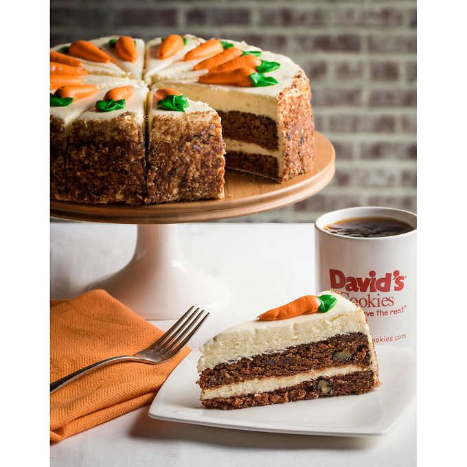 Image result for costco carrot cake
