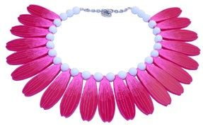 Petal Necklace - Pink £102 (sale £84) - SS07 Colour Me In - Petals