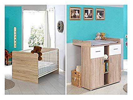 Sparset Babyzimmer / Kinderzimmer komplett Set ELISA in