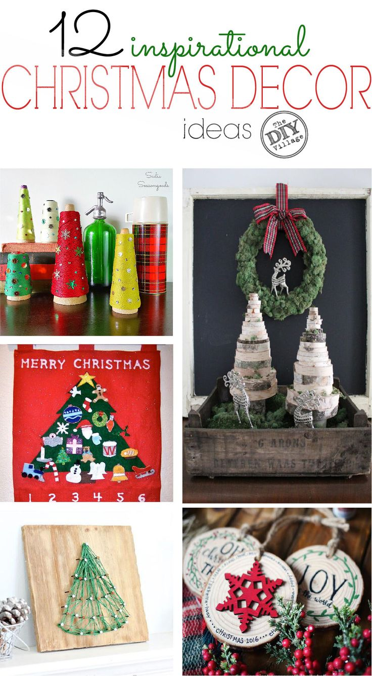 Decking the Halls with Christmas Inspirations 300