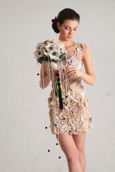 Букет невесты из анемон - Нити чувств