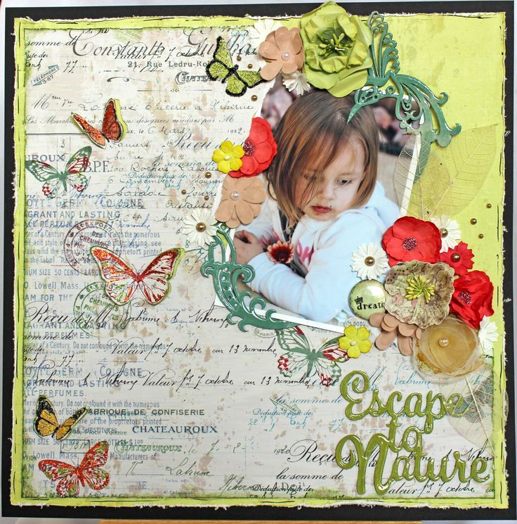 Layout by DT Member Lisa-Marie