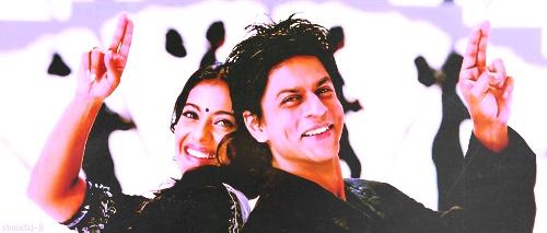 Kajol and Shah Rukh in Rab Ne Bana Di Jodi #Bollywood #Kajol #SRK #Shahrukh