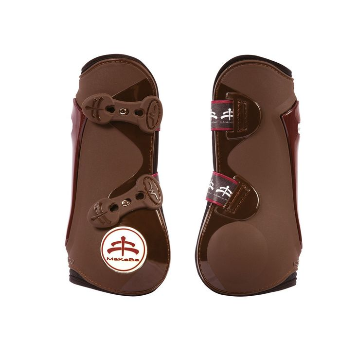 Tendon Boots Temple with breathable and protection system are characterized by a central insert interchangeable. Makebe, Made in Italy