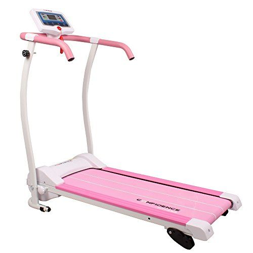 Confidence Power Trac Pro 735W Electric Motorised Treadmill Running Machine with 3 Manual Incline Settings PINK No description (Barcode EAN = 5051401507358). http://www.comparestoreprices.co.uk/december-2016-5/confidence-power-trac-pro-735w-electric-motorised-treadmill-running-machine-with-3-manual-incline-settings-pink.asp