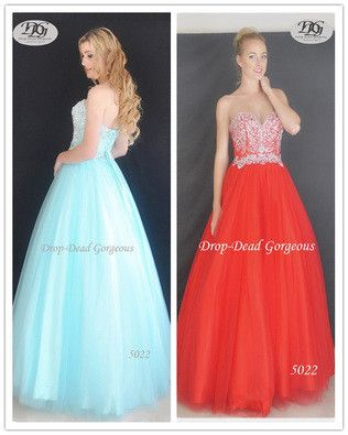 Drop-Dead Gorgeous Evening/Bridal/Ball Gown  5022MA from Xpressions Fashion House