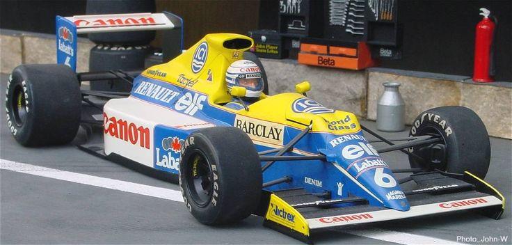 Williams FW13 1989