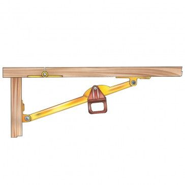 Drop Leaf Support Select Size Woodworking Tools
