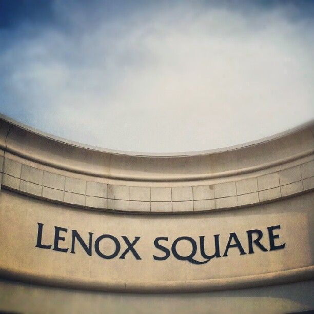 Of course, beyond boutique shopping, the Lenox Square Mall at 3393 Peachtree Road is always a treat too. This mall is not your typical mall. It is beautiful; with every store you could possibly need and a food court filled with all my favorite restaurants. I always stop for a pretzel after I've been shopping for a few hours. I can't resist.