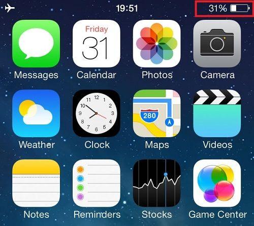 iPhone 6s'teki batarya problemi nasıl giderilir?