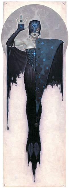 ✯ Shade of Blue :: Artist Brom ✯