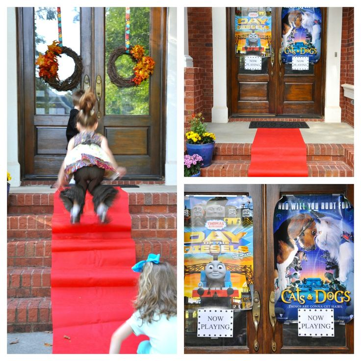 106 Best Movie Party Images On Pinterest Movie Party Birthday