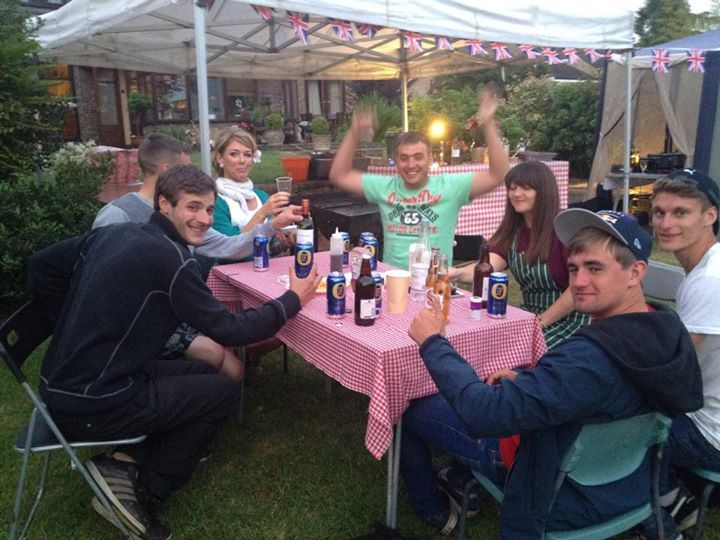 Hey ! Hire our #Silverstone #Campsite exclusively for your company, family party or club.