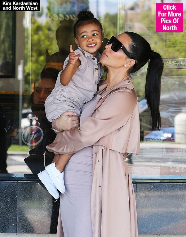Kim Kardashian Hired Personal Trainer For North West —Report