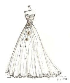 wedding dress sketches wedding dress sketches sketches