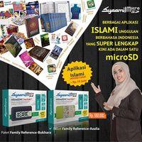 Syaamil Micro SD 16GB - Aplikasi Islami Super Lengkap