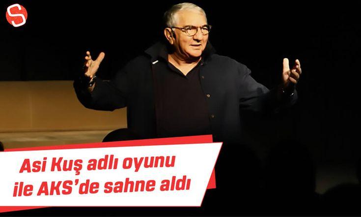 Ali Poyrazoğlu, Asi Kuş ile AKS'de sahne aldı #alipoyrazoğlu #asikuş #akasya #kültür #sanat