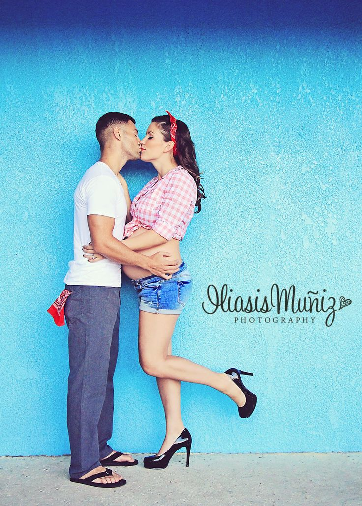 to the sea: Our Pin-Up Style Maternity Shoot, South Padre Island, Tx