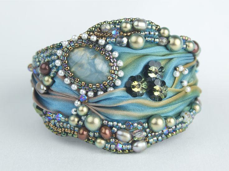 shibori jewelry | Category Archives: Soutache & Shibori bracelets