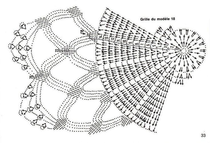 329 best images about crochet - free diagram