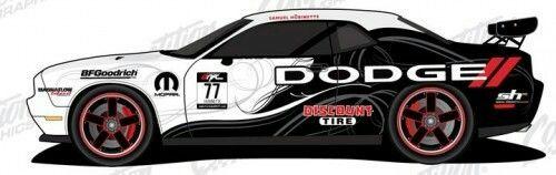 Dodge Challenger GT Racing