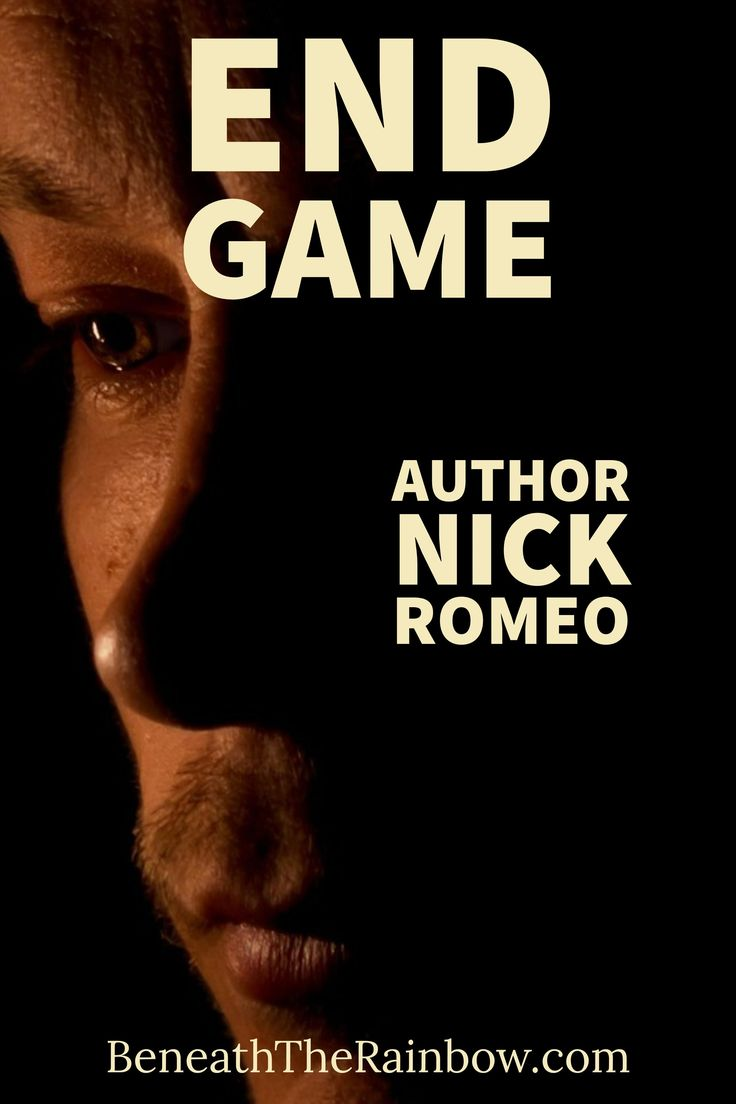 Author by Nick Romeo's Tale of Visions of Future Past